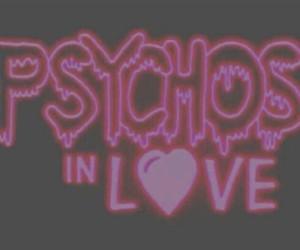love, Psycho, and grunge image