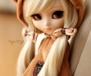 pullip and cute doll image