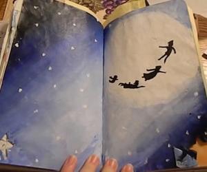 journal, pan, and peter image