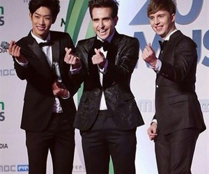 g11, terada takuya, and melon music awards image