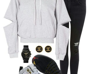 Polyvore, street style, and style image