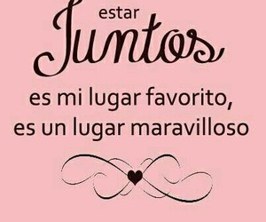 amor, frases, and espanol image
