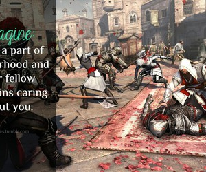 assassins, Assassins Creed, and imagine image