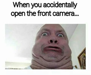 funny, camera, and lol image