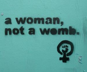 feminism, pro-choice, and graffiti image