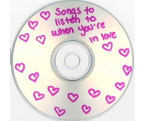 beautiful, cd, and listen image