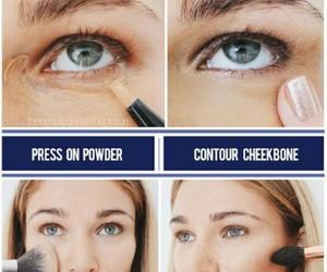 makeup and diy image