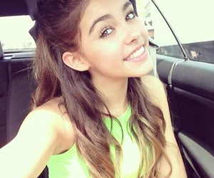 madison beer, pretty, and smile image