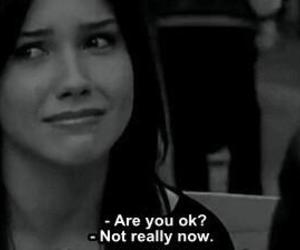 quote, sad, and one tree hill image