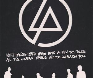 Lyrics, linkin park, and text image