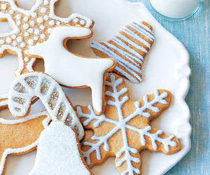 bell, christmas, and Cookies image