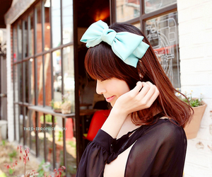 girl, pretty, and ulzzang image