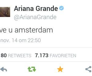 amsterdam, proud, and tweet image