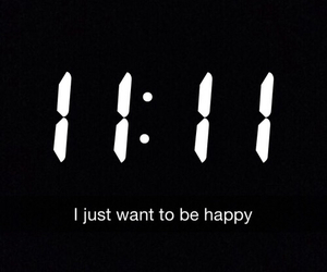 11:11, make a wish, and words image