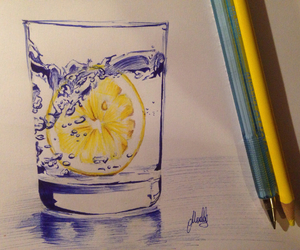 draw, drawing, and water image