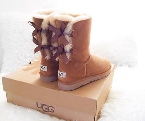 uggs, fashion, and boots image