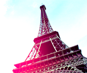 eiffel tower, france, and photography image