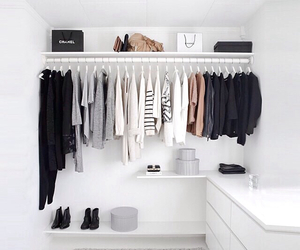 chanel, shoes, and clothes image