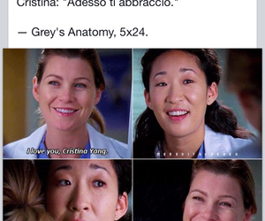 best friends, cristina yang, and meredith grey image