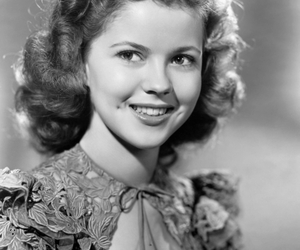 actress, black and white, and curly hair image