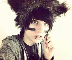 youtube, youtuber, and johnnie guilbert image
