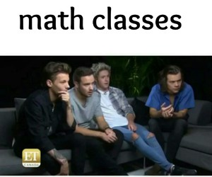 school, 1d, and one direction image