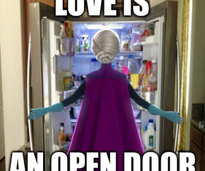 frozen, elsa, and food image