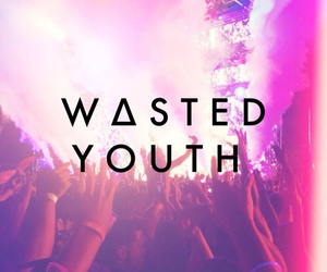party, wallpaper, and wasted image
