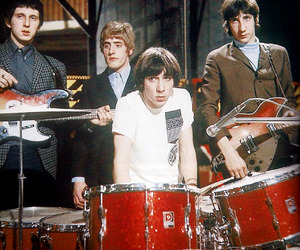 60's, band, and keith moon image