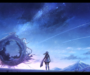 lightning and final fantasy xiii image