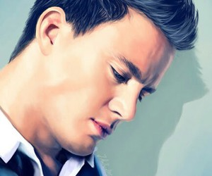actor, channing tatum, and handsome image