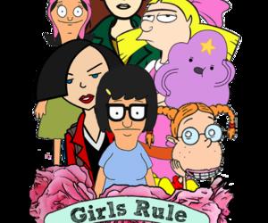 Daria and girls rule image