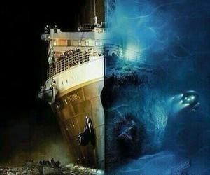 titanic and ship image