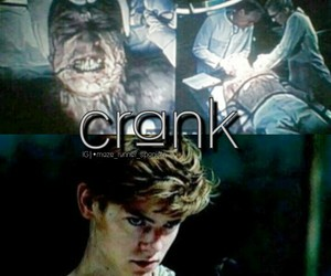 newt, maze runner, and the scorch trials image
