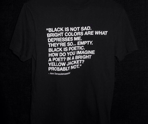 black, quotes, and grunge image