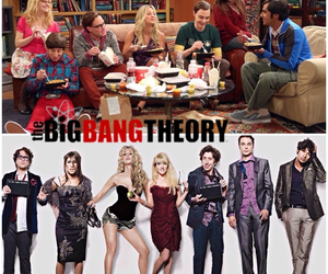 big bang theory and fav image