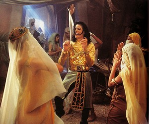 michael jackson and remember the time image