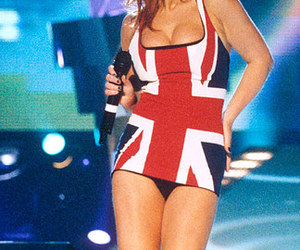 90s, geri, and ginger spice image