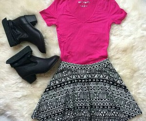 outfit, aeropostale, and boots image