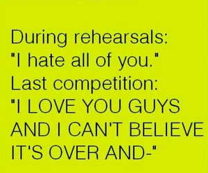 ironic, rehearsals, and show choir image