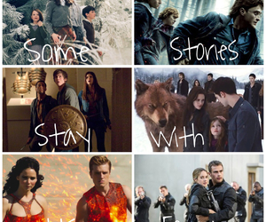 Collage, forever, and movies image