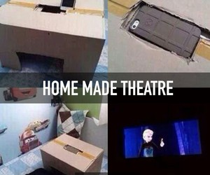 lol and home made theatre cool image