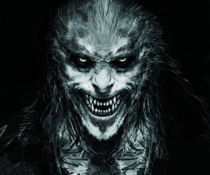 concept art and fenrir greyback image