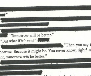 quotes, tomorrow, and better image