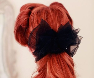 appearance, hairstyle, and black bow image