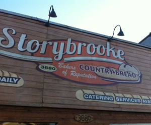 bread, once upon a time, and storybrooke image