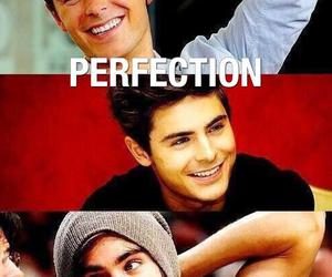 zac efron, perfection, and Hot image