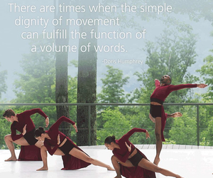 dance, expression, and inspiration image