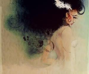 art, Bride of Frankenstein, and Frankenstein image