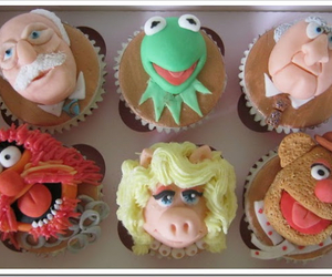 cupcake and muppets image